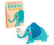 DIY Cose tu Propio Elvis The Elephant