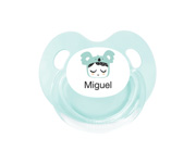 Personalized Pacifier Esther Gili Koala