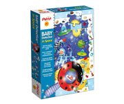 Puzzle con Lupa Baby Detective In Space