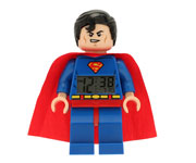 Reloj Despertador Superman