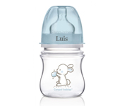 Biberon Anticolica EasyStart Little Cutie Azzurro 120ml