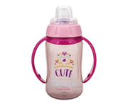 Bicchiere Apprendimento Personalizzato Future Daydreams Princess 320ml