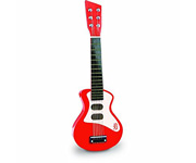 Guitarra Rock Roja