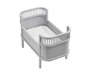 Rosaline doll bed Grey