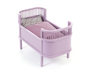Rosaline doll bed Heather