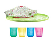 Pack BLW Bavaglio Protettore + Babycup