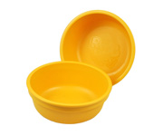Re-Play 2 Pack Bowls sunny yeloow