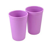 2 Drinking Cup purple