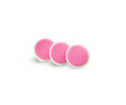 ZoLi - BUZZ B - replacement pads - Pink 0-3m (3 per set)