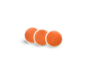ZoLi - BUZZ B - replacement pads - Orange 12m  (3 per set)