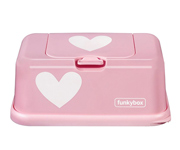 Dispenser Funkybox Rosa Cuori