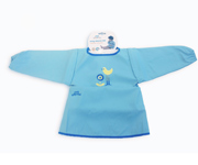 Long Sleeves Bib Blue