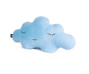 Cuscino Cloud Grande Celeste