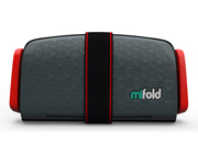 mifold Grab-and-Go Booster Seat Slate Grey