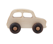 Coche Madera Little French