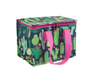Lunch Bag Colourful Cactus