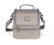 Thermal bag Gaby Grey