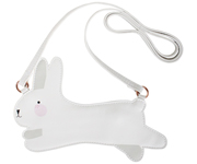 Bolsito Crossbody White Rabbit