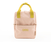 Sticky Lemon backpack size small Nude Pink