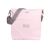 Bolso Silla de Paseo Be Nature Rosa Personalizable