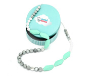 Collana Materna/Dentarello Silicone Sweet Mint