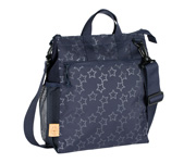 Bolso Carro Bebé Buggy Reflective Star Navy