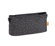 Bolso Organizador Buggy Triangles Dark Grey