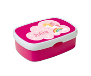 Midi Lunch Box Campus Fucsia Personalizzabile