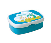 Midi Lunch Box Campus Turchese Personalizzabile