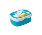 Mini Lunch Box Campus Turchese Personalizzabile