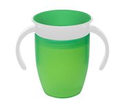 Miracle® 360° Trainer Cup - 7oz Verde