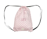 Little Fun Peach Personalised Back pack waterproof
