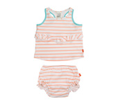 Tankini Sailor Peach
