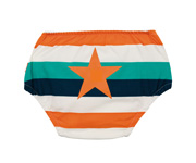 Swim Diaper Multistripes