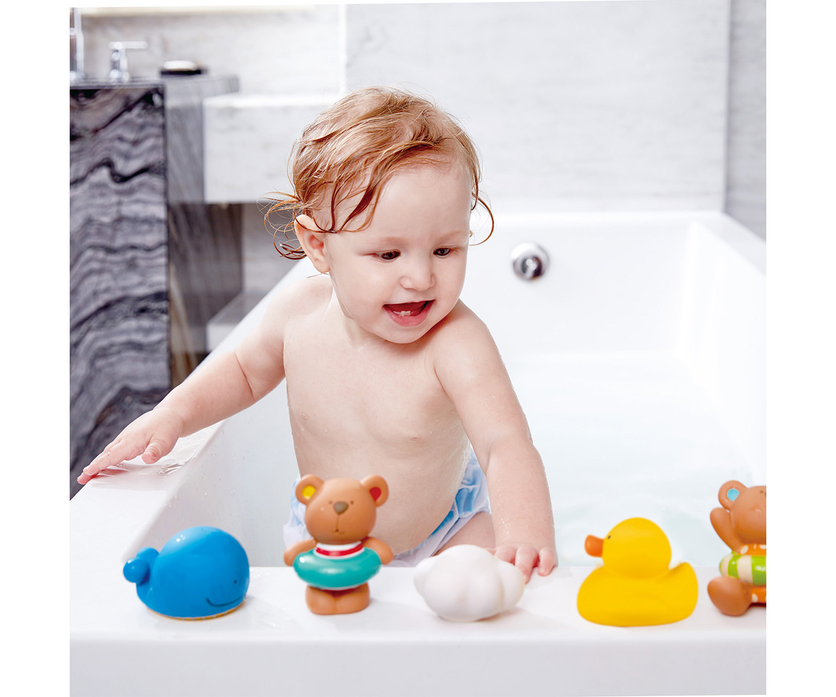 Gioco bagno orsetto e i suoi amici for I suoi e i suoi bagni