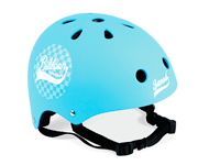 Capacete Janod Azul Checkered