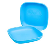 Re-Play 2 Pack Flat Plate Skyblue
