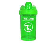 Copo Twistshake Fruit Splash Verde 300ml