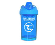 Copo Twistshake Fruit Splash Azul 300ml