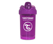 Copo Twistshake Fruit Splash Lilás 300ml