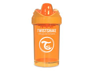 Copo Twistshake Fruit Splash Laranja 300ml
