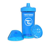Copo Twistshake Fruit Splash Azul 360ml