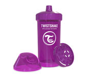 Copo Twistshake Fruit Splash Lilás 360ml