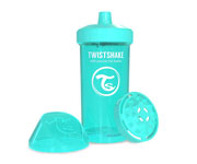 Copo Twistshake Fruit Splash Turquesa 360ml