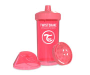 Copo Twistshake Fruit Splash Coral 360ml