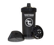 Copo Twistshake Fruit Splash Preto 360ml
