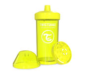 Copo Twistshake Fruit Splash Amarelo 360ml