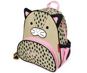 Skiphop Backpack Leopard