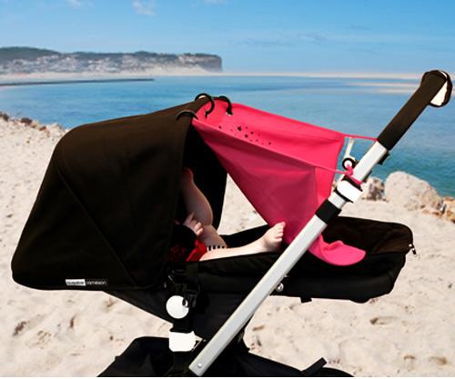 Cortina parasol para carricoche light zig zag menta for Gimnasio zig zag