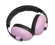 Banz Mini Earmuffs Pink